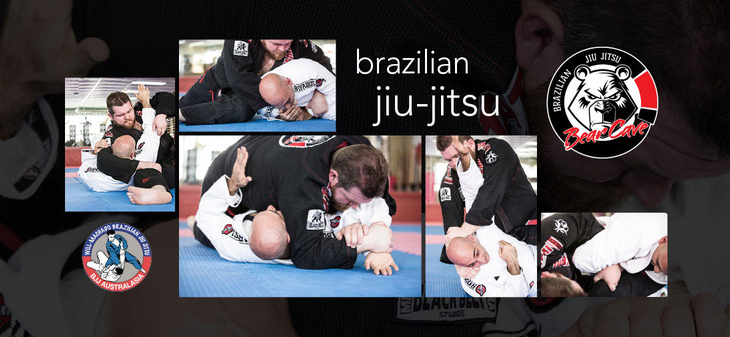 Collage of wrestling techniques